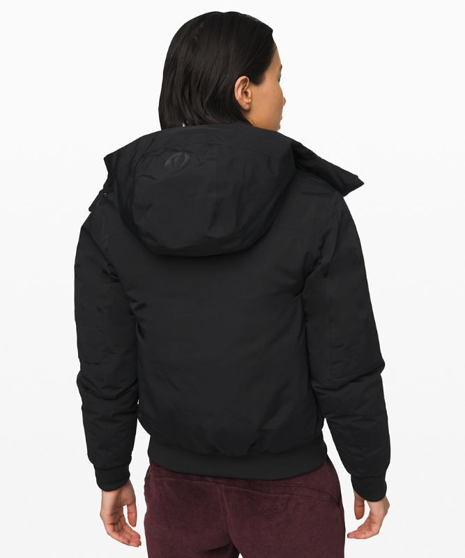 Winter Warrior Fliegerjacke