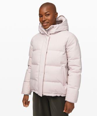 Wunder Puff Wool Jacket