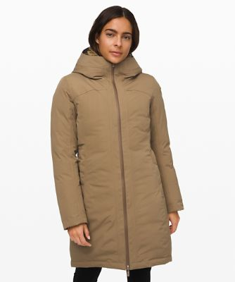 Snow Warrior Parka