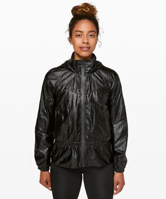 Stronger as One Jacket *lululemon X Barry's
