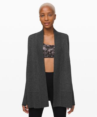 Sit in Lotus Wrap *Cashmere