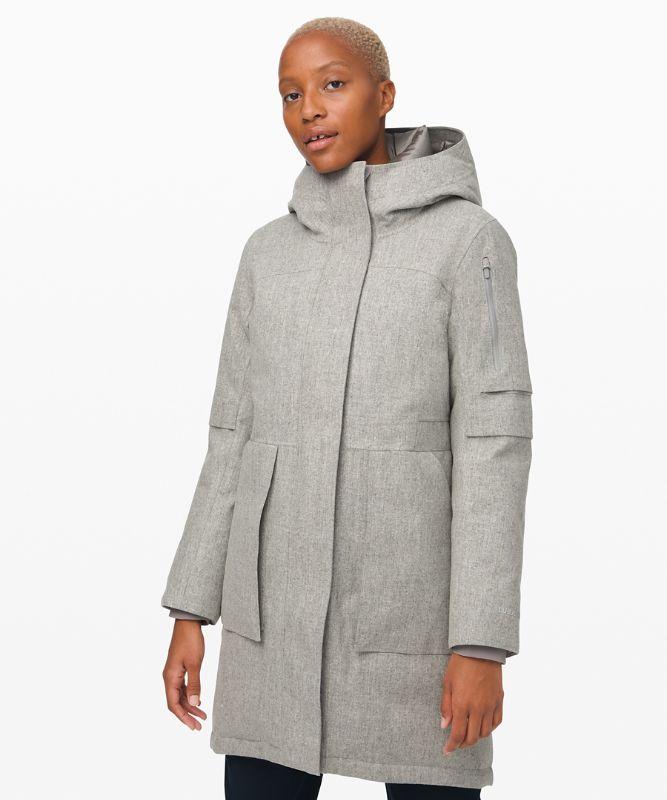 Winter Warrior Parka *Wool