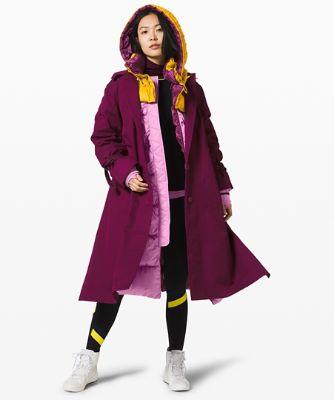 Inner Expanse Infinity Coat *lululemon x Roksanda
