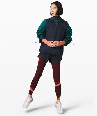 Manteau 1/2 zippé Break New Ground *lululemon x Roksanda