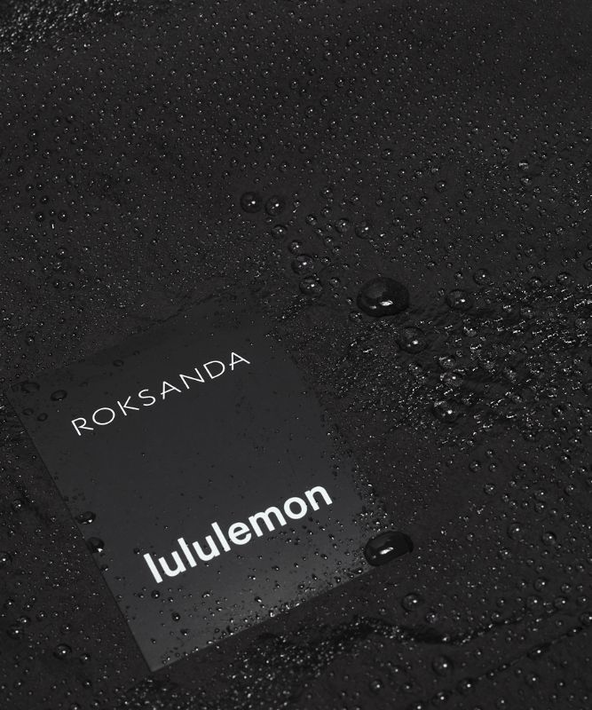 Face Forward Trench Coat *lululemon x Roksanda