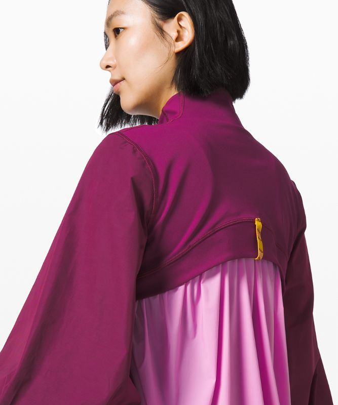 Face Forward Define Jacket *lululemon x Roksanda