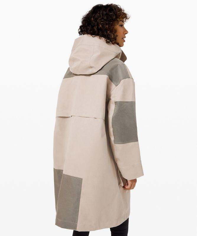 Gathering Storm Long Jacket