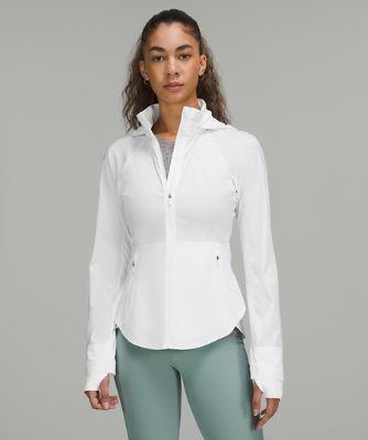 골 스매셔 재킷, WHITE
