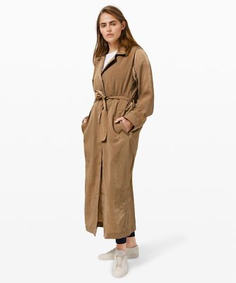 Always Effortless Trench