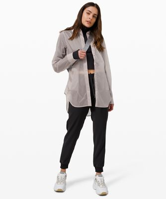 Hazy Sky Shirt Jacket