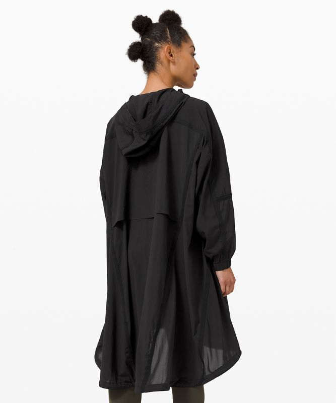 Manteau long Slip into the Moment