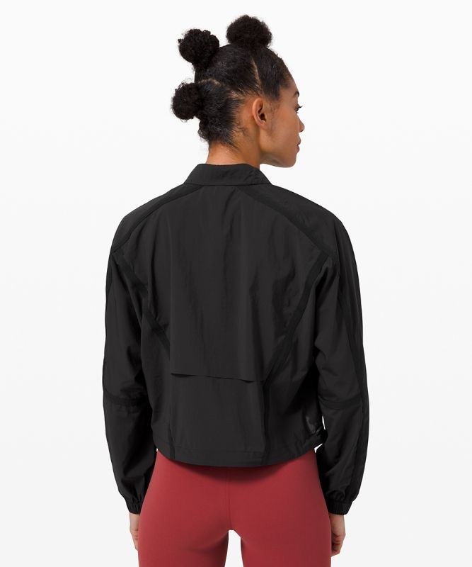 Slip into the Moment Short Jacket