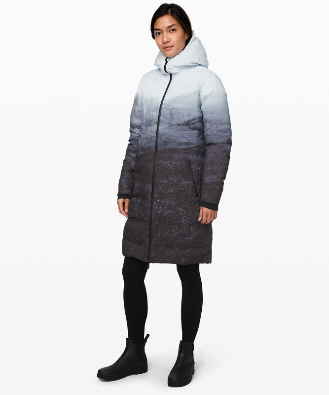 Slush Hour Parka *Glacier