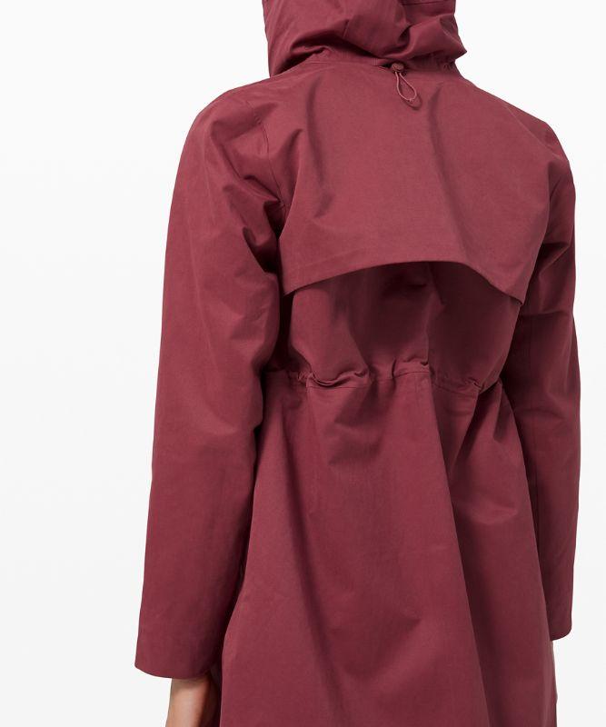 Rain Rebel Jacket *Cotton