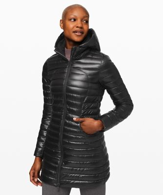 Pack it Down Lange Jacke *Shine