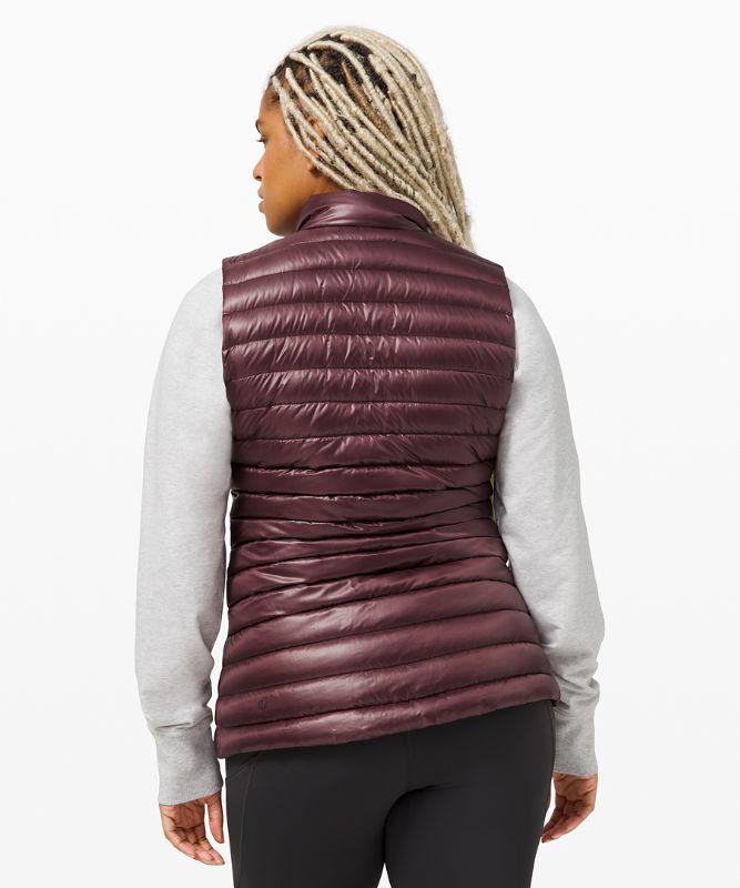 Pack it Down Vest *Shine