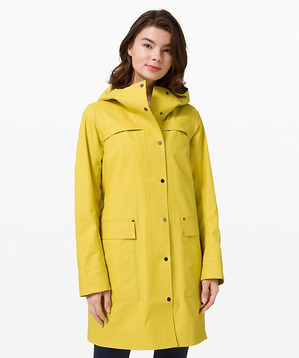 Into the Drizzle Jacket   Women's Coats & Jackets