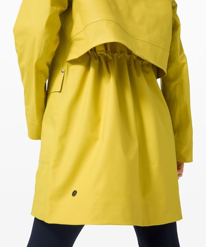 Into the Drizzle Jacket