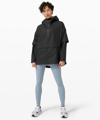 Into the Drizzle 1/2 Zip Jkt
