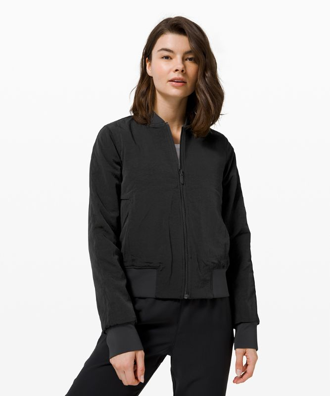 Serene Travels Bomber