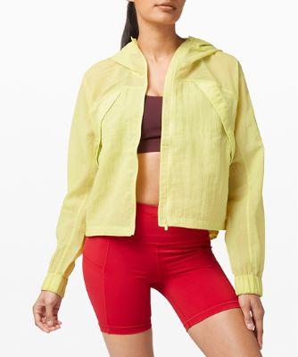 Clear Intention Cropped Jacket