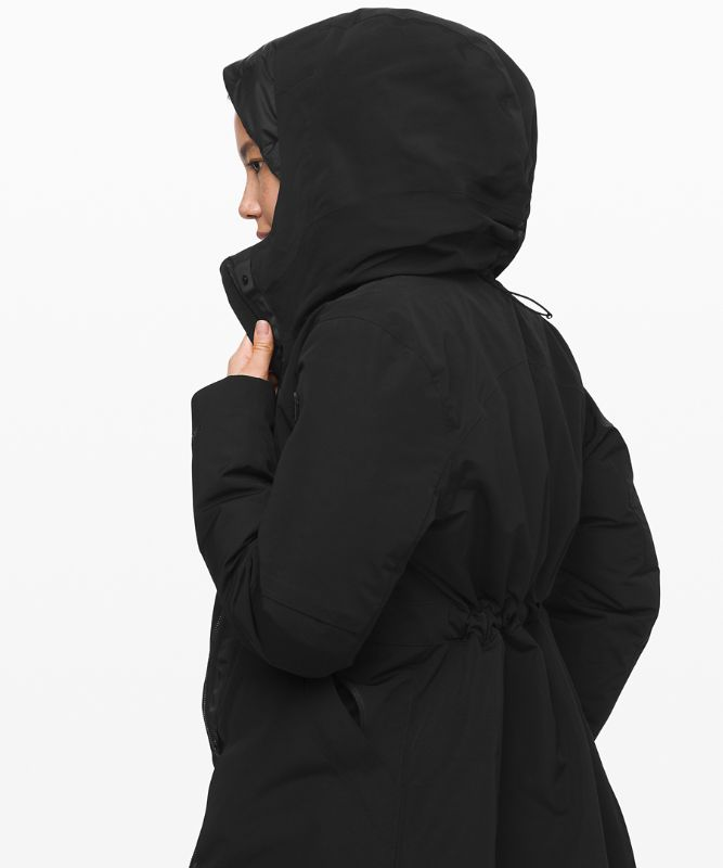 Winter Warrior 3-in-1 Parka