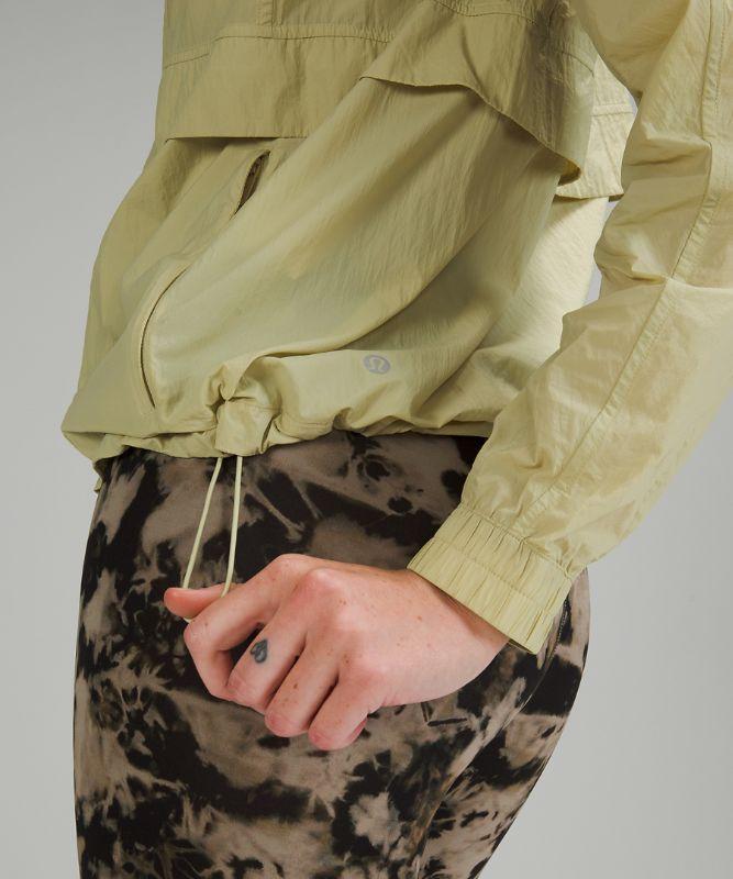 후드 라이트 재킷 *패커블