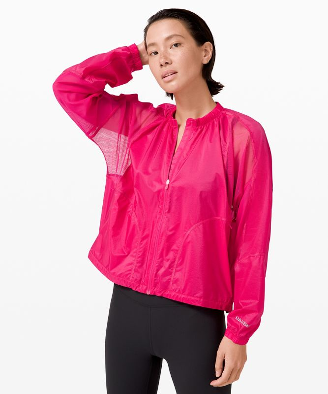 With the Breeze Jacket