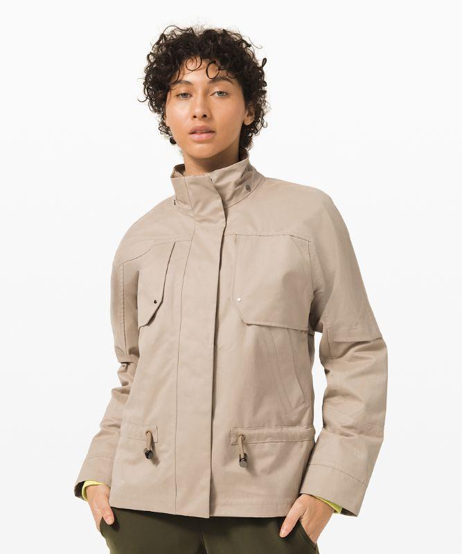 Caught in the Rain Jacket