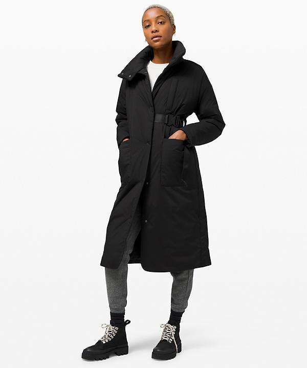 Pure Puff Jacket *Long | Women's Coats & Jackets