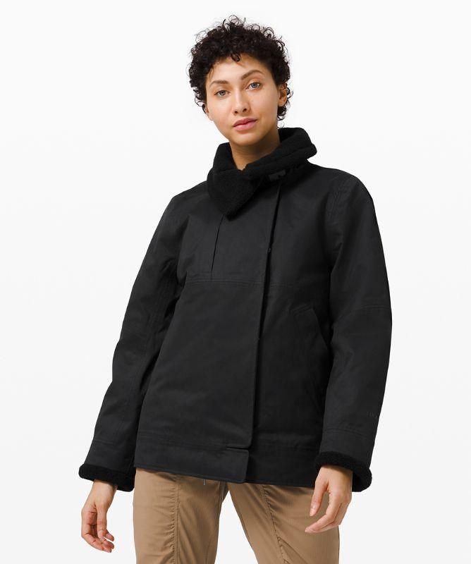 Resolute Warmth Jacket