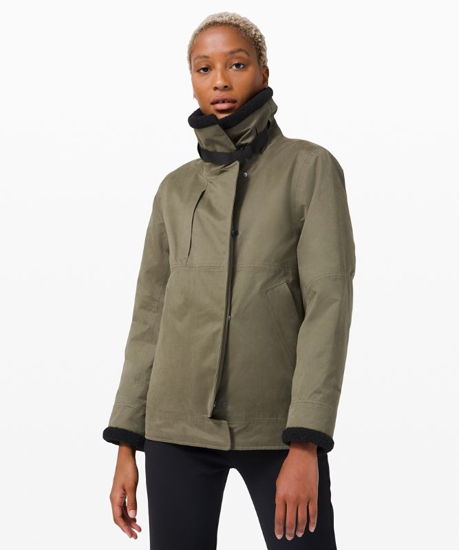 Resolute Warmth Jacke