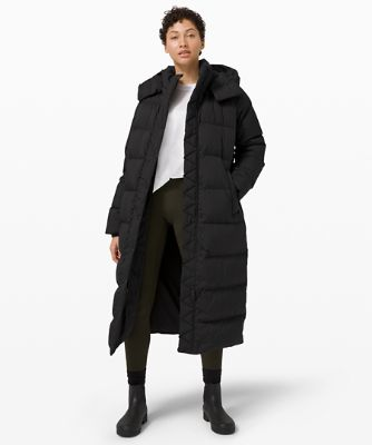 Wunder Puff Long Jacket