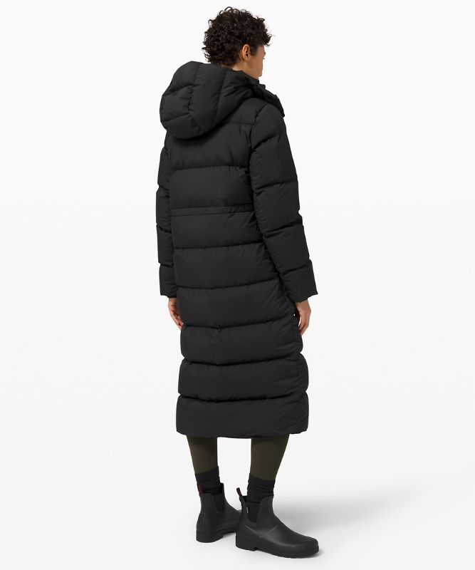 Wunder Puff Jacket *Long