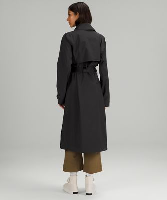 Always There Trench Coat