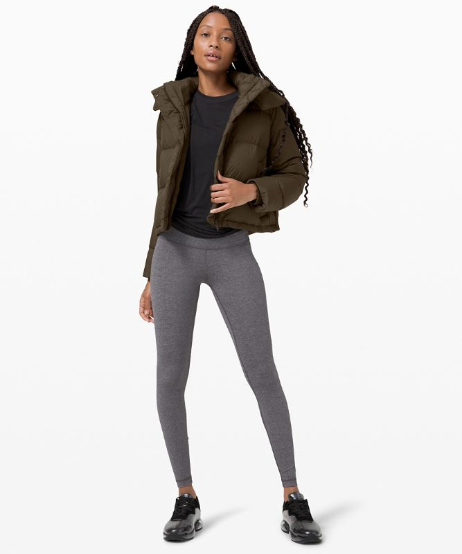 Wunder Puff Cropped Jacket