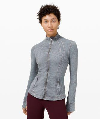 Define Jacket *Ice Dye