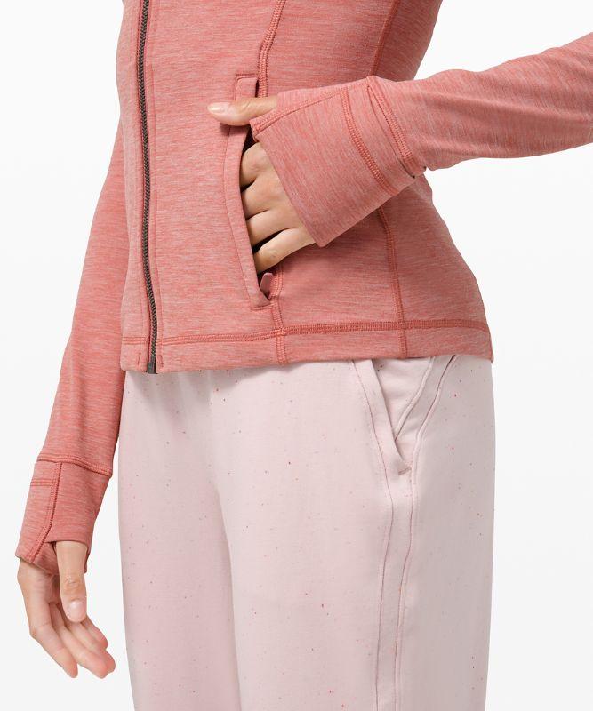 Hooded Define Jacket *Nulu Diamond Dye