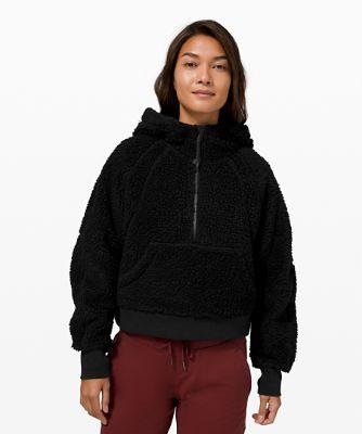 Scuba Oversized Sherpa 1/2 Zip