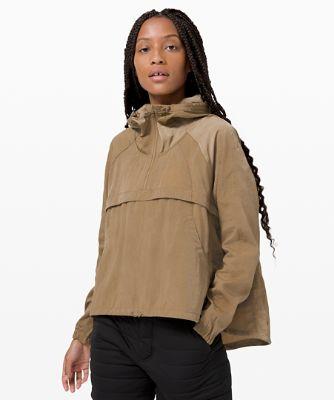 Seek Vistas 1/2 Zip Jacket