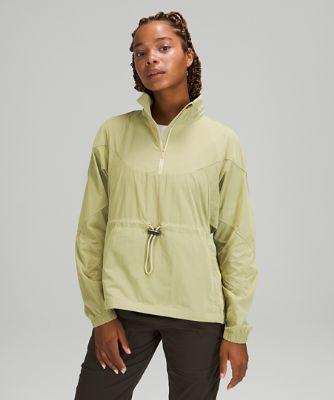 Evergreen Anorak