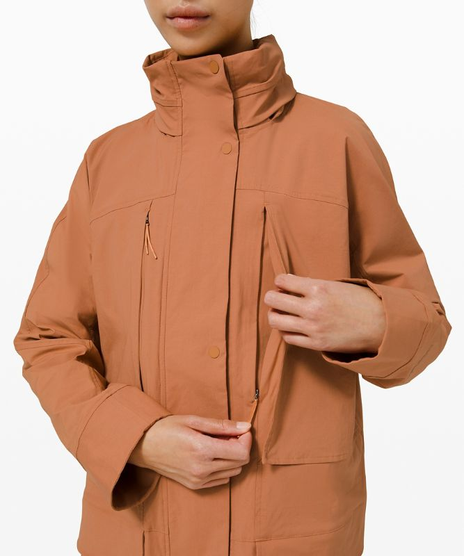 Come and Go Jacket