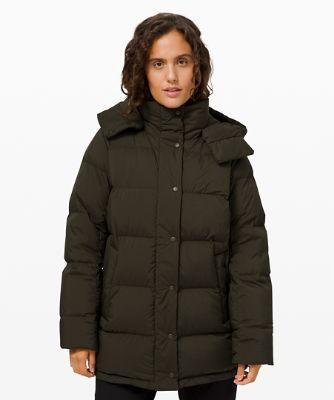 Wunder Puff Jacket *Mid Length