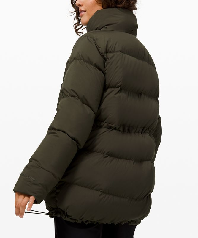 Wunder Puff Jacket *Mid Length