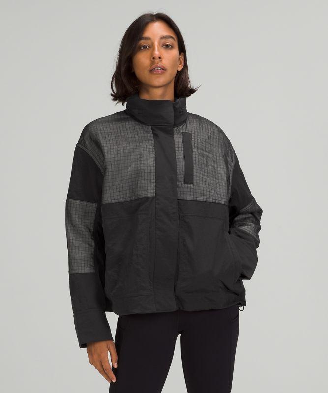 Water-Repellent Mesh Jacket