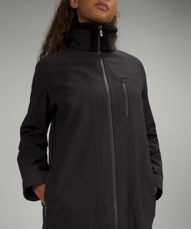 RepelShell™ 롱 재킷