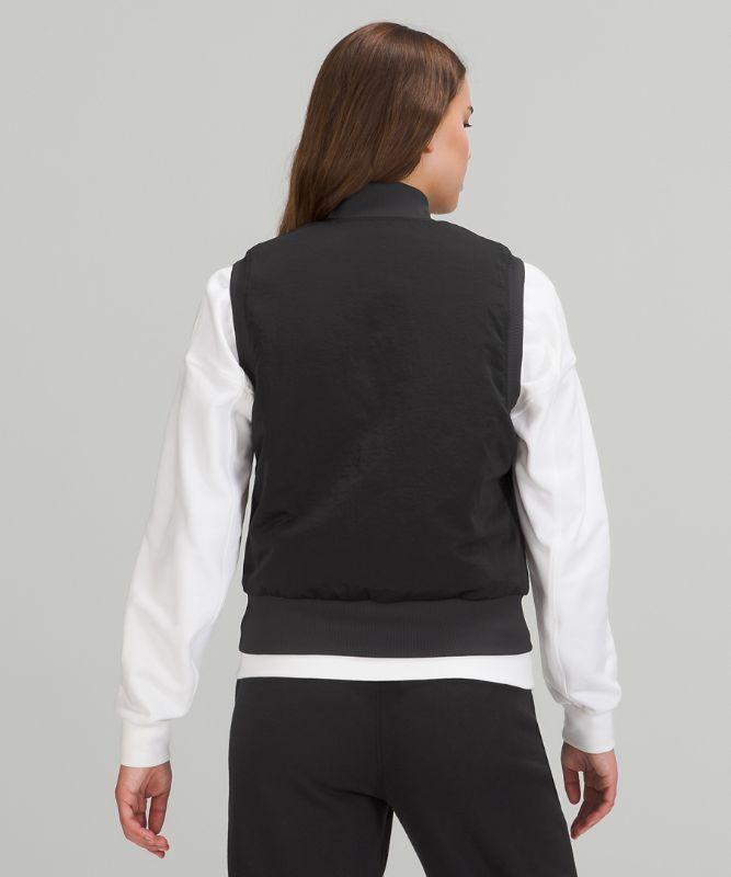 Non-Stop Bomber Vest Reversible