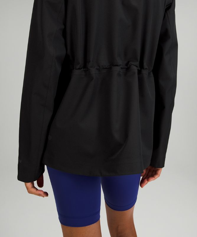 StretchSeal™ Relaxed-Fit Rain Jacket