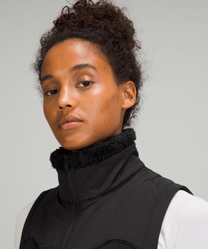 Fleece Insulated Vest