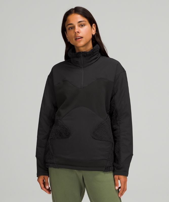 Fleece Insulated Pullover